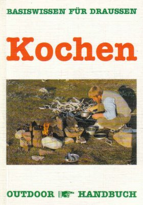 Kochbuch Outdoor